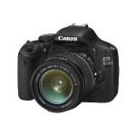 Canon 550 D Spiegelreflexkamera